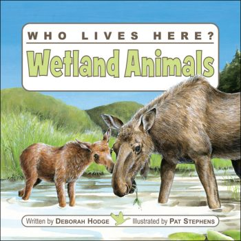 wetland animals