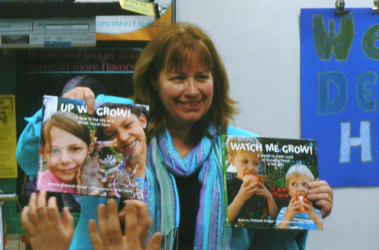 books by Deborah Hodge
