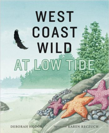 West Coast Wild at Low Tide